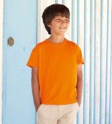 Gyermek óvodai környakas póló